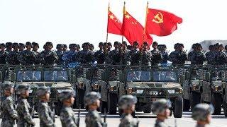 China Moves 300,000 Troops to N.Korean Border-Turkey threatens US-Israel prepared for war