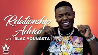 Blac Youngsta Confesses His Love For Lady Gaga! | Relationship Advice