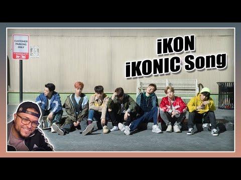 iKON - Fan Song for iKONIC REACTION!!!