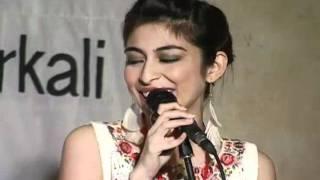TEDxAnarkali - Meesha Shafi - A Model gone Rockstar (A Musical Performance)