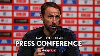 LIVE! Gareth Southgate