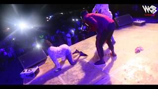 RAYVANNY - Live performance At Uwanja wa Kinyerezi Dar es salaam