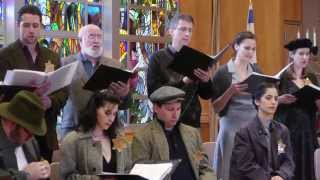 STEAL A PENCIL FOR ME, Act I (Opera by Gerald Cohen and Deborah Brevoort)