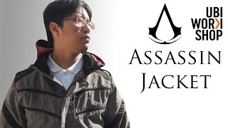 Assassin's Creed | Ubiworkshop - The Assassin Jacket Review