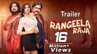 Rangeela Raja - Trailer | Pahlaj Nihalani | Govinda | Mishika Chourasia | Releasing 7th December