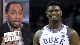 Paying the players would make college sports more fair – Stephen A. | First Take