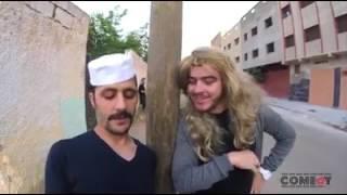 الفيديو الذي يبحث عنه الجميع للتوأمين حسن و محسن سكيتش الفكاهة 2017 ملي كتكون البنت دايزة