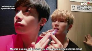 Monsta X - 'Unfair Love' MV [Legendado PT-BR]
