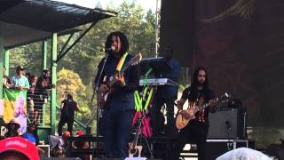 "Skip Marley ""Roots, Rock, Reggae"" live from Reggae on the River 2015"