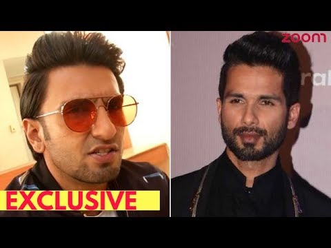 Ranveer Reacts To His Statement Of Doing 'Kaminey' Better Than Shahid | Exclusive