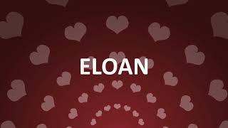 HAPPY BIRTHDAY ELOAN