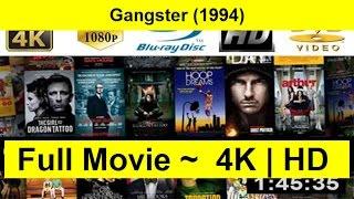 Gangster Full Length