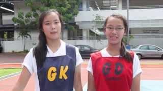 Sister Act - Methodist Girls School Netball Team
