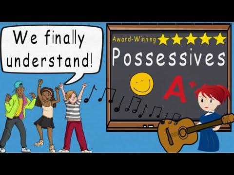 Xxx Mp4 Possessives Song Possessive Nouns Apostrophe Usage By Melissa 3gp Sex