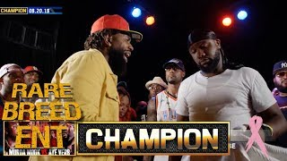 CHAMPION | MURDA MOOK VS AYE VERB - FULL REVIEW - PART 1