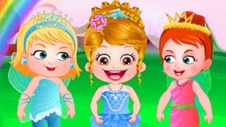 Baby Hazel Game Movie - Baby Hazel Fairyland Adventures - Dora the Explorer