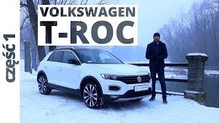 Volkswagen T-Roc 2.0 TSI 190 KM, 2018 - test AutoCentrum.pl #375