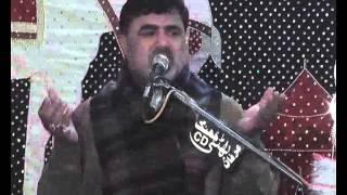 Zakir Nasir  Abbas notak majlis jalsa 2015 Och Gul Imam
