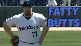 MLB The Show 19 - Fatty Butts (SP) Road To The Show Minnesota Twins MLB 19 RTTS Pitcher EP4
