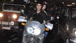 Akshay & Imraan Khan Night Out for OUATIMD promotion