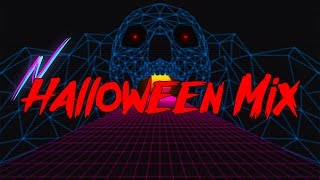 Dark Nights - A Neon Nights Retro Horror Synth Halloween Mix