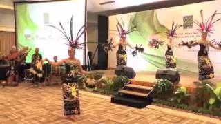 Bikin Merinding tarian dayak kontemporer (one vision one culture)
