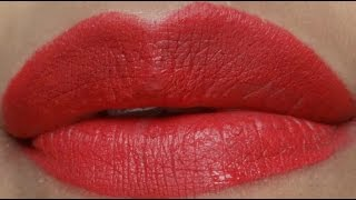 How To Get Perfect Red Lipstick |Red lips Tips & Tricks - Lipstick Series 1