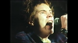 Sex Pistols - New York (Live, San Antonio 1978)