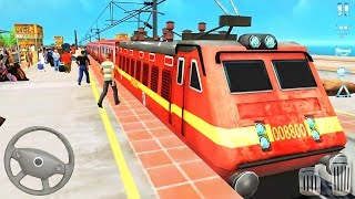 Indian Train Simulator 2019 - Best Android GamePlay