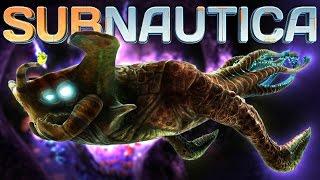 Subnautica   Part 22   LAIR OF THE SEA EMPORER?!