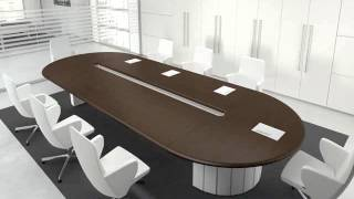 Oval Meeting Table | Oval Furniture Ideas