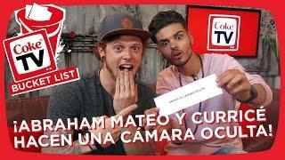 Abraham Mateo disfrazado en una broma de cámara oculta | #CokeTVMoments | EP 47