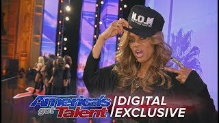 Tyra Banks: Her Crazy and Fiercest Moments - America
