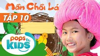 Mầm Chồi Lá Tập 10 - Con Chim Non 🏞 Nhạc Thiếu Nhi Hay Cho Bé | Vietnamese Songs For Kids