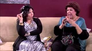 """نونة المأذونة - إيمان السيد ورجاء الجداوي في مشهد كوميدي """" داري على شمعتك تولع """""""