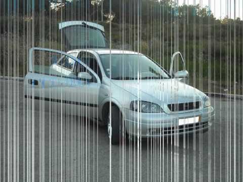 Projecto Som Opel Astra