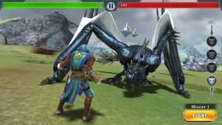 Dragon Slayer Android Gameplay Trailer
