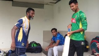 Mustafizur Rahman Mohammedan er onushilone