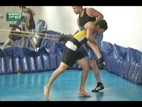Treinamento Funcional para Luta Olímpica