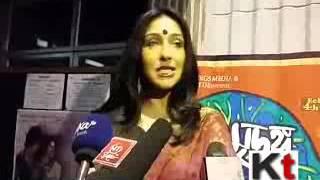 Rituparna Sengupta on her film Mayamridanga