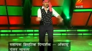 Dance Maharashtra Dance - Watch Episode 18 of 12th February 2013 - Siddharth