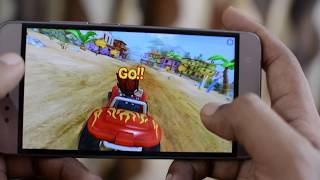 InFocus Turbo 5 Gaming Review - Asphalt 8, War Robots and Beach Buggy