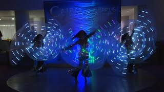 Musses Group Belly Dancers  Fantasy - 6th Cairo by Cyprus Festival  2018