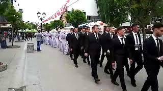 "Šetnja Maturanata Medrese ""Gazi Isa-beg"" 2018."