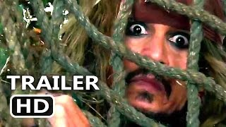 "PIRATES OF THE CARIBBEAN 5 ""Pirates Life"" Trailer (2017) Dead Men Tell No Tales, Disney Movie HD"