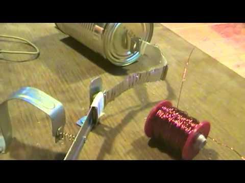 Timbre con electroiman