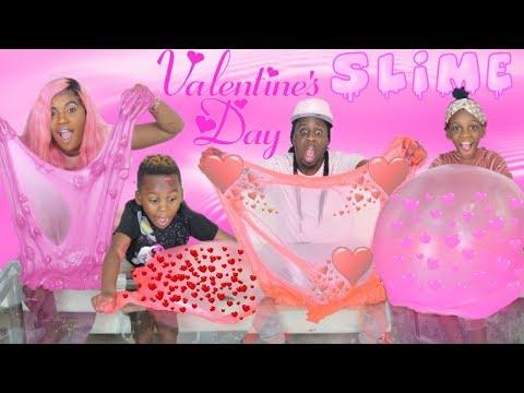 Xxx Mp4 Mystery Valentine S Day Slime Challenge 3gp Sex