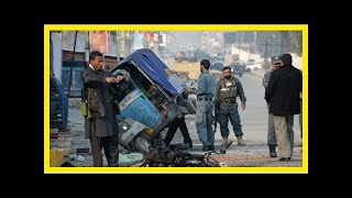 News-Afghan official: suicide bomber on motorcycle kills 6 people