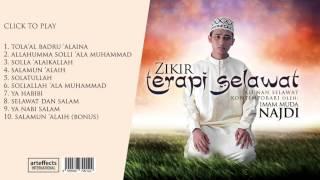 Imam Muda Najdi  - Zikir Terapi Selawat (Full Album Audio)