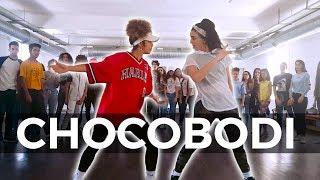 A-Star - Chocobodi   Afro Dance Challenge